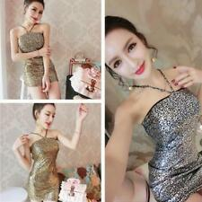 Sexy Women's Strapless Casual Slim Cocktail Party Evening Short Mini Dress