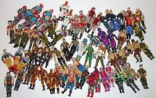 HUGE Collection Lot of 1987 G.I. JOE COBRA ARAH Action Figures YOU PICK!