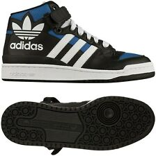 Adidas Originals Mens Forum Mid Trainers Running Shoes UK Sizes 9.5/10/10.5