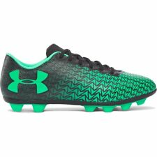 Under Armour Kids CF Force 3.0 FG Rubber Molded Jr. Soccer Cleat