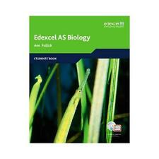 Edexcel A Level Science: AS Biology: Students' Book with ActiveBook by Sue...