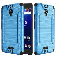 For Alcatel Pixi Theatre Case, Hybrid Cover[Stylus+Screen Protector+Car Charger]