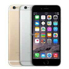 "Apple iPhone 6 - 16/64/128GB GSM ""Factory Unlocked"" Smartphone Gold Gray UTAR"