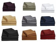 1000 TC 100% EGYPTIAN COTTON  ALL POPULAR  COLORS AND ONLY US_ KING SIZE