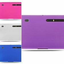 For Motorola XOOM Silicone Skin Gel Back Soft Case Cover