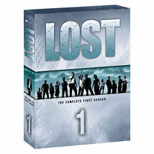 LOST-1ST SEASON  DVD/7 DISCS  LOST-1ST SEASON  DVD/7 DISCS  by Buena  Ex-library