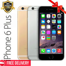"Apple iPhone 6 Plus 5.5"" & iphone 6 16 64 128GB 4G LTE GSM UNLOCKED Smartphone K"