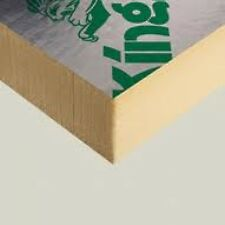 CELOTEX / KINGSPAN /ECOTHERM INSULATION 2400 X 1200 120MM MULTIPLE QUANTITIES
