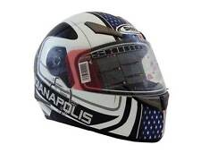 NEW Shiro Indianapolis Full Face Helmet SH-715 DOT APPROVED