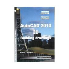 AutoCAD 2010 2D Building Drawings by Frede Uhrskov (Paperback, 2010)