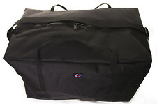 Car Seat Travel Bag suitable for listed models.  Genesis Travel Bags made in UK.