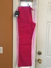 Dickies Mid-Rise Cargo Pant 854206P Hot Pink SIZE XS PETITE FREE SHIPPING!