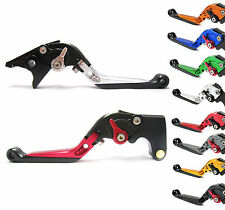 Folding Extendable Adjustable Brake Clutch Levers for BMW HP2 Sport 08 09 10 11