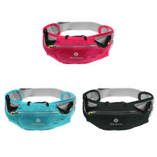 Waterproof Running Belt Bum Waist Pouch Fanny Pack Hiking Sport Water Bottle Bag
