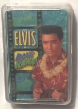 *Brand New* ELVIS PRESLEY BLUE HAWAII Playing Cards (Sealed)
