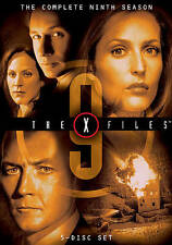 The X-Files - The Complete Ninth Season (DVD, 5-Disc Set) Free Shipping