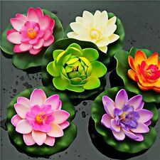 Flowers Lotus Decoration Water Lily Real Artificial Lotus Artificial Plants