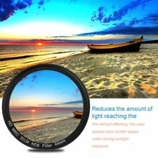 49/52/55/58/62/67/72/77MM Thin Waterproof ND8 Camera Lens Filter For Canon BP