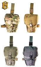 HSGI Gas Mask Pouch V2-Multicam-Coyote-Olive Drab-Black-Wolf Gray