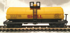Model Power N-Gauge Shell 39' Single Dome Tankcar