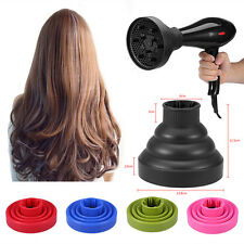 Blower Hairdressing Curly Hair Dryer Folding Diffuser Cover Shade Casing Tool EB