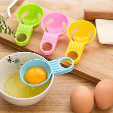 Useful Egg Separator White Yolk Sifting Home Kitchen Chef Dining Cooking Gadget