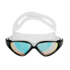 Adult Waterproof Anti-fog Swimming Goggles Swim Glasses Adjustable UV Protection