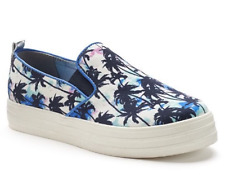 Juicy Couture Women's Palm Tree Slip-On Sneakers  Assorted Sizes