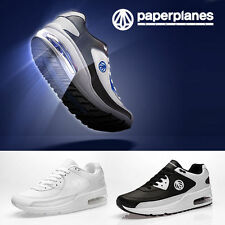 Paperplanes Mens Air Cap Athletic Shoes Fashion Sports Running Sneakers 1401 UK