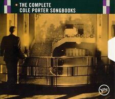 The Complete Cole Porter Songbooks by Various Artists (1993 3CD Verve Box Set)