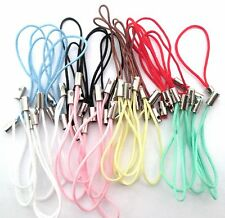 50 x MOBILE PHONE / BAG / PURSE / CHARM CORDS (See Colours)