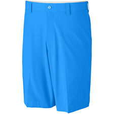 Cutter & Buck Mens Drytec Bainbridge Flat Front Short