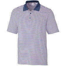 Cutter & Buck Mens Manifold Stripe Polo