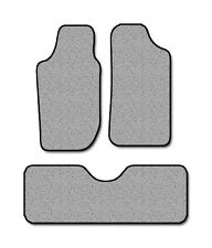 1995-2001 Oldsmobile Bravada 3 pc Set Factory Fit Floor Mats (2 Door)