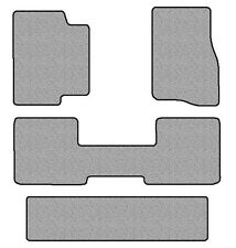 2003-2006 Lincoln Navigator 4 pc Set Floor Mats (w/rear console) (w/o footrest)