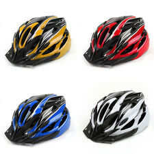 Mens Adult Street Bike Bicycle Cycling Safety Carbon Helmet With Visor Mystic