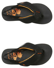 New Rip Curl Boys Tots Boys The One Thong Children Toddler Tots Boys Shoes Black