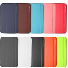 Slim Thin Leather Case BOOK Cover For Samsung Galaxy Tab 3 10.1 P5200 P5210