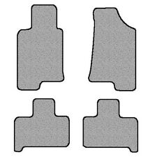 2007-2010 Hummer H3 4 pc Set Factory Fit Floor Mats