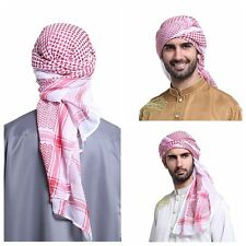 Mens Cotton Muslim Hijab Caps Islamic Long Under Scarf Hats Hijab Headscarf
