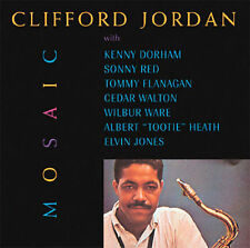 Mosaic by Clifford Jordan (2001 Milestone CD Compilation) NEW SEALED!