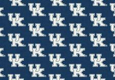 Kentucky Wildcats UK Rug Logo Repeat Mat