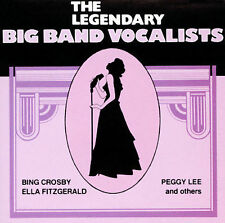 Big Band Vocalists 1999 by Legendary Big Bands Vocalists - Disc Only No Case