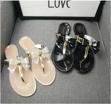 Women Slippers Crystal jelly shoes Flat Sandals Beach Casual Footwear Summer