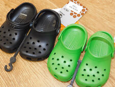 BNWT Kids' Classic Crocs 100% genuine 2 sizes 2 colours fantastic quality