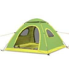 Newest Camping Tent Outdoor Hiking Shelter 3-4 Person Sleep Canopy Easy Install