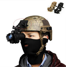 Linker Night Vision Goggle MICH ACH, Tan Helmet Mount PVS-7 Head-Mounted