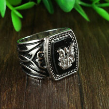 The Vampire Diaries Hot Sale Silver Plated Jeremy Ring