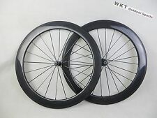 R36 Carbon Hub 60mm Clincher Carbon Bicycle Wheel 700C Carbon Road bike Wheelset