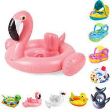 Baby Toddler Kids Inflatable Swim Float Floating Seat Swimming Ring Pool ToyGift